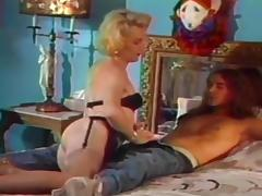 Tranny Ally Adrienne Gets Her Ass Plowed