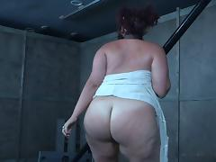 Chunky, Ass, BBW, BDSM, Big Ass, Bondage