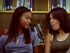 Mila fantasazing about lesbian activity