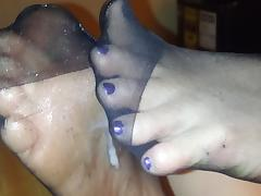 Rachel Playing With Cum porn tube video