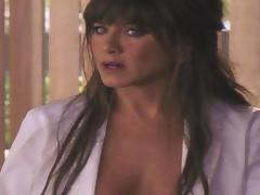 Celebrity, Big Tits, Celebrity, Cougar, Outdoor, Uncensored