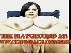 2 sexy BBW cam show's dark and light!Pre porn tube video