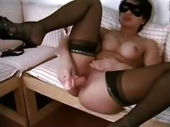 Incredible Homemade clip with Solo, Masturbation scenes