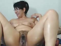 Best Latina mature masturbation porn tube video