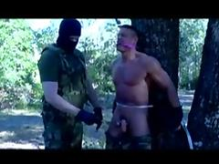 Military training tube porn video