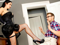 Jayden Jaymes & Erik Everhard  in Prey For The Dying, Scene 1 tube porn video