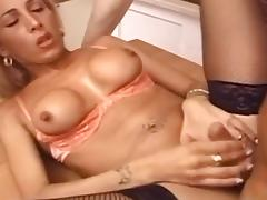 Eva Ciccone Having Fun With Two Male Friends tube porn video