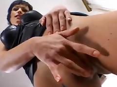 Classic euro anal dp threesome tube porn video