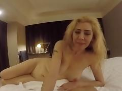 Brown dick for russian milf in thailand p2 porn tube video