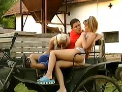 Schulferien auf dem Ponyhof porn tube video
