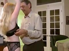 junior blonde fucks older man porn tube video