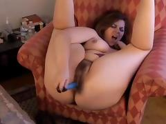 Chubby Cutie Gets Off porn tube video