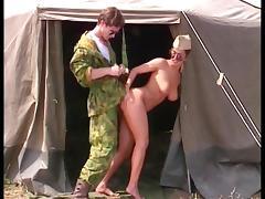 Grossi Calibri al Campo Militare (1996) Angelica Bella