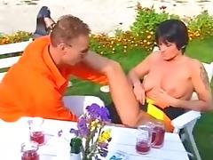 German naturist swingers