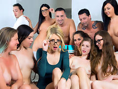 Blake Eden & India Summer & Keiran Lee in In The Flesh - DigitalPlayground tube porn video