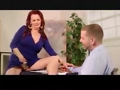 Dirty talking mature loves getting laid