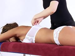 It's time to give the sexy Marusya a massage that she always wanted porn tube video