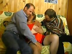 Bisexual, Bisexual, Group, Mature, Old, Orgy