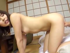 She's a sweet little geisha whose beaver needs to get nailed right now porn tube video