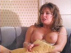 Vintage MILF and the pussy-pounding that she fantasized about