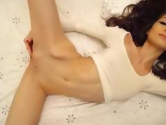 Hottest Homemade movie with Fingering, Masturbation scenes