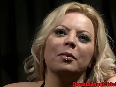 Brutal, BDSM, Big Tits, Brutal, Nipples, Slave