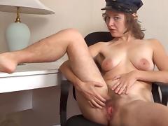 Alpha Bitch Olga - LESBIANS porn tube video