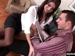 Office, Babe, Group, Hardcore, Kinky, MMF