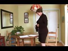 Mature dining room strip