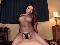 Mei Matsumoto in Thick Mom POV - MilfsInJapan