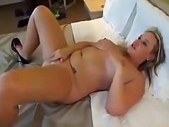 CHUBBY WIFE INTERRACIAL THREESOME porn tube video
