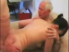 Older men porn tube video
