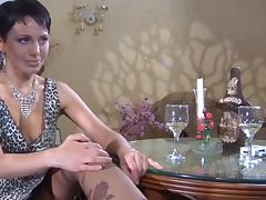 Hot milf and her younger lover 403