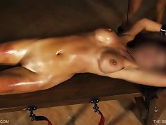 QueenSnake.com - The Bench - Tanita