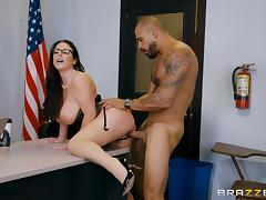 she really demonstrates her feeling porn tube video