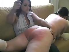 Spanking, Masturbation, Spanking