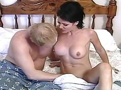 Dick Nasty Puts His Old Hard Dick In Jeanna Fine's Asshole