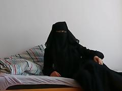 Hijab porn tube video