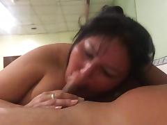 BBW Maria Finally got her Cock