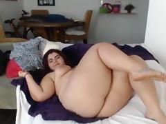 Beautiful plump fat ass