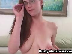 Dildo, Amateur, Big Tits, Boobs, Dildo, Masturbation