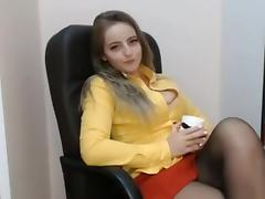 Latex, Latex, Masturbation, Russian