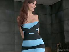 Syren De Mer is glad to be face fuck by two erected love tools porn tube video