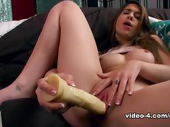 Joseline Kelly in Masturbation Movie - AtkExotics