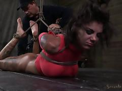 Bonnie Rotten is ready to be punished by her skillful stud