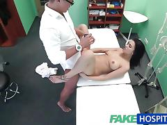 Sexy Russian Patient needs big hard duck