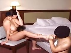 Chinese, Asian, Big Tits, Chinese, Couple, Fetish