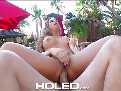 Sexy Phoenix Marie fucked in the ass tube porn video