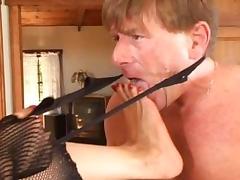 Crazy pornstar Vivian West in hottest foot fetish, facial porn clip porn tube video