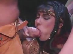 Shyla foxxx jasmine claire tom byron anale trio